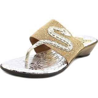 Love and Liberty Eve   Open Toe Canvas  Wedge Sandal