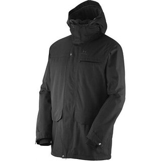 Salomon Skyline Men's Winter Parka- Weatherproof Jacket - S