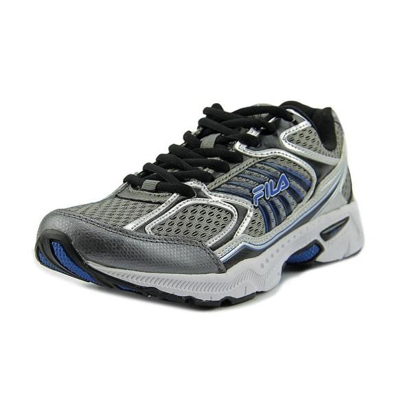 Fila Inspell Men Round Toe Synthetic Running Shoe