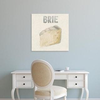 Easy Art Prints Grace Popp's 'Fromage III' Premium Canvas Art