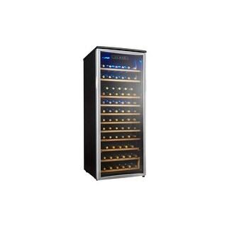 Danby DWC106A1B 74 Bottle Free Standing Single Zone Wine Cooler