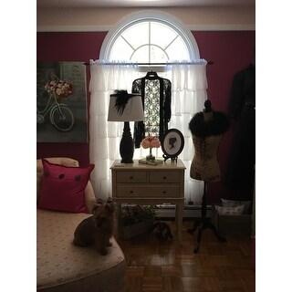 Furniture of America Eloisa Vintage Style 3drawer Hallway Table