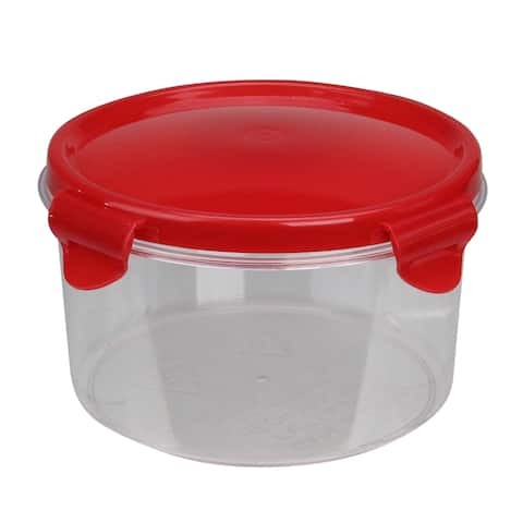 """4"""" x 6"""" Resealable Sugar Storage Container with Terra Cotta Disc - N/A"""