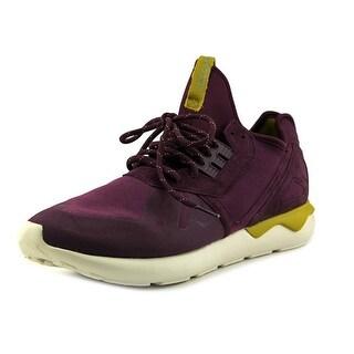Adidas Tubular Runner Men  Round Toe Synthetic Purple Running Shoe