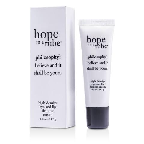 Philosophy Hope In A Tube - High Density Eye & Lip Firming Cream 14 2G/0 5Oz