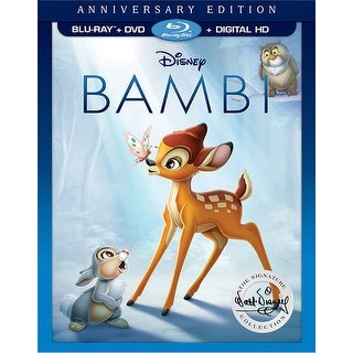 Bambi: The Walt Disney Signature Collection [Blu-ray]