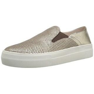 Vince Camuto Womens Kyah Leather Closed Toe Boat Shoes