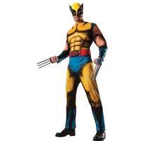 Morris Costumes RU880803 Wolverine Deluxe Adult Costume