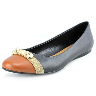 Guess Merilyn Pointed Toe Leather Heels