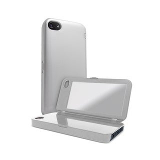 iFrogz Glaze Cover for Apple iPhone 5 - Silver