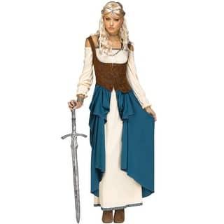 Shop Fun World Viking Queen Plus Size Costume