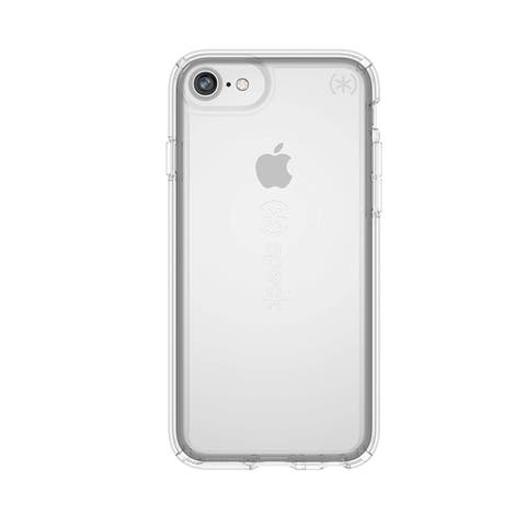 Speck GemShell Designed for Impact Case iPhone 6s/7/8 - Clear/Clear - Clear