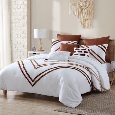 Modern Threads Guilia 8-Piece Comforter Set