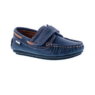 Venettini Boys 55-Samy 5 Loafers With Strap Casual Dress