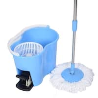 Spin It 360 Degree Wringing Spin Mop And Bucket With Bonus