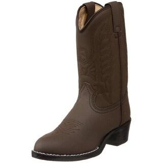 Durango Cowboy, Western Boots Toddler Detail Stitching