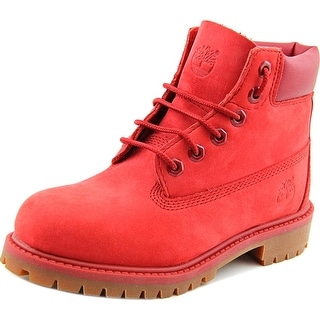 Timberland 6in Classic Shearling Round Toe Leather Boot