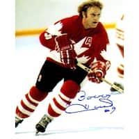 Bobby Hull Team Canada Action 8x10 Photo