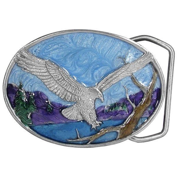 Small Flying Eagle Belt Buckle