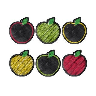 Chalk It Up Apples 6In Designer Cut
