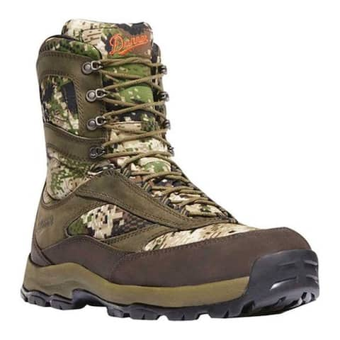 "Danner Men's High Ground 8"" GORE-TEX Hunting Boot Optifade Subalpine Nubuck/Nylon"