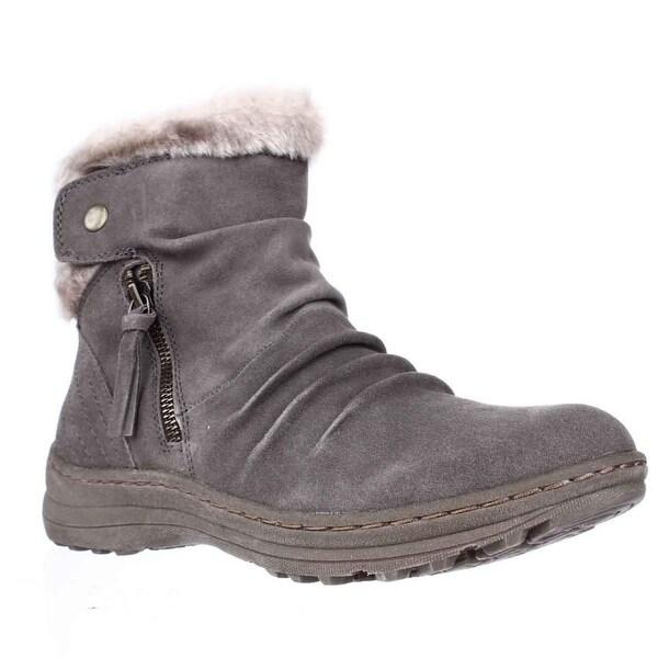 BareTraps Amelya Short Snow Boots, Mushroom