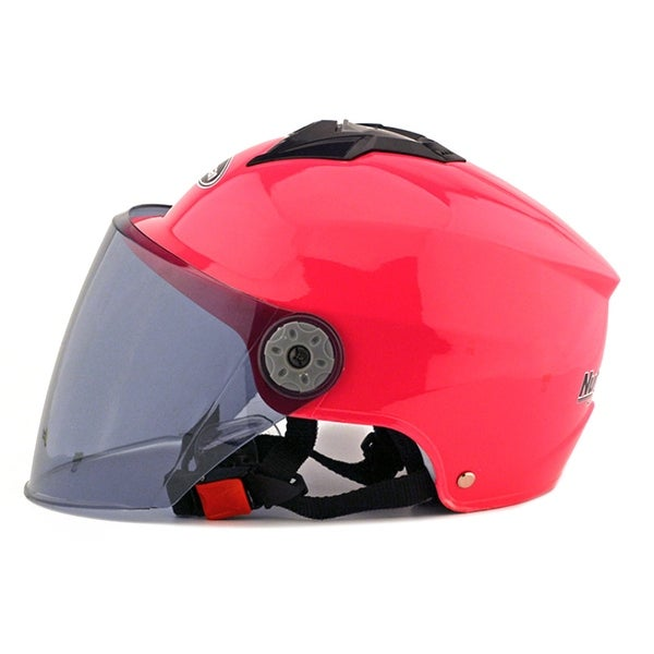 Motorcycle Motor Bike Scooter Safety Helmet 318 - Blue