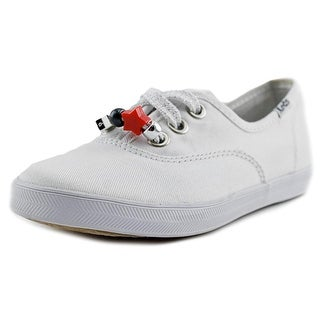 Keds Champion K Round Toe Canvas Sneakers