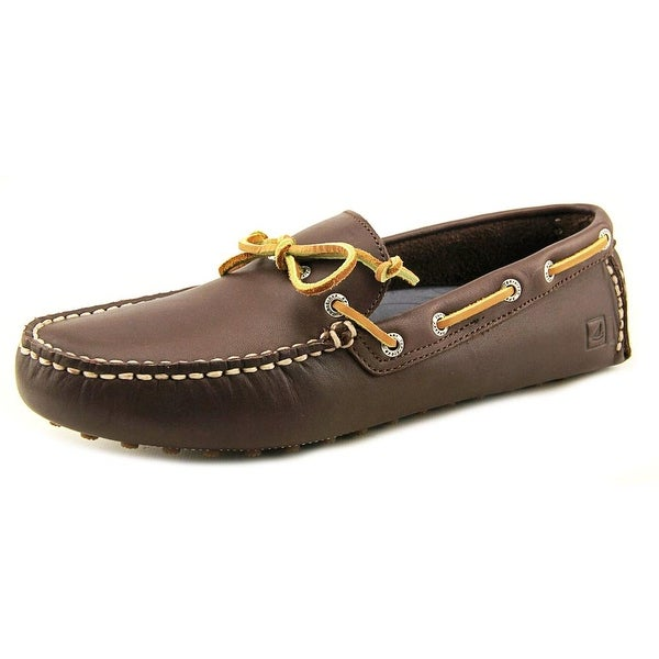 Sperry Top Sider Chukka Cyclone Moc Toe Leather Boat Shoe