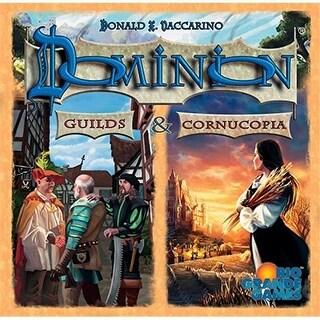 Rio Grande Games RIO518 Dominion Cornucopia & Guilds Board Games