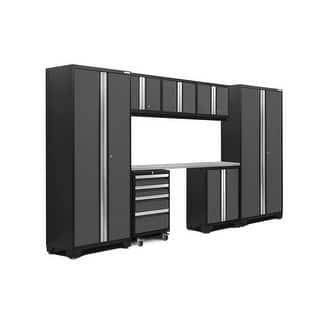 Garage storage for less overstock for Flow wall 48 bonus set