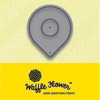 Waffle Flower Die-Mini Location Indicator