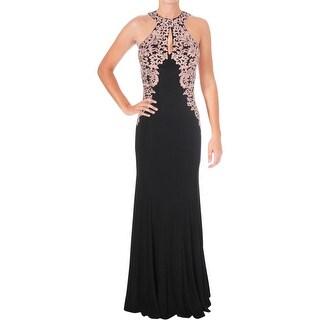 Aqua Evening Gowns