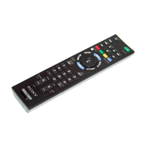 OEM Sony Remote Control Originally Shipped With: KDL26EX555, KDL-26EX555, KDL46EX655, KDL-46EX655 KDL46EX657 KDL-46EX657