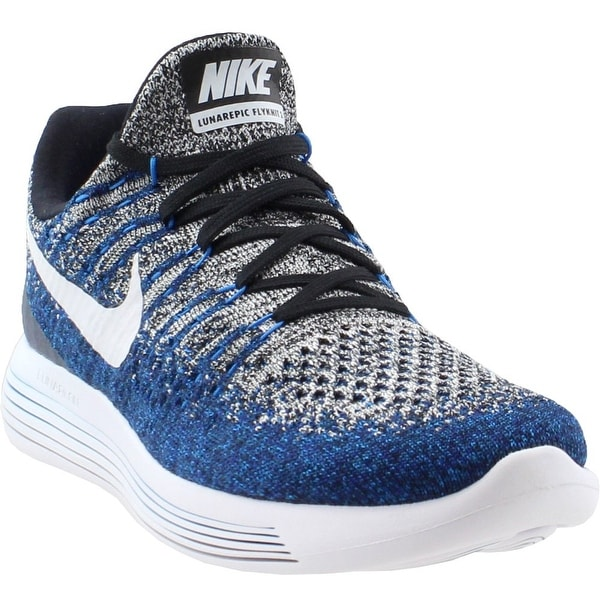 cc609df29997 Shop Nike Mens Lunarepic Low Flyknit 2 Athletic   Sneakers - Free ...