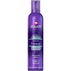 Aussie Instant Freeze Sculpting Mousse 6 oz