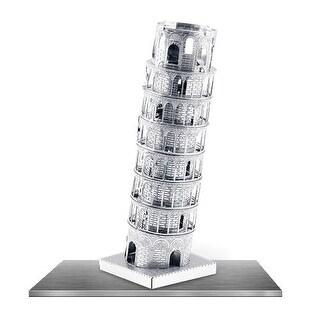 Leaning Tower of Pisa Metal Earth 3D Laser Cut Model
