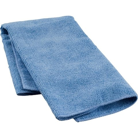 """Quickie 490-24RM All Purpose Cleaning Microfiber Towel, 14"""" x 14"""", 24-Pack"""