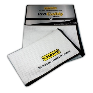 CHAMP ProCaddy Micro Fiber Club Towel
