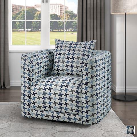 Brockton Swivel Accent Chair