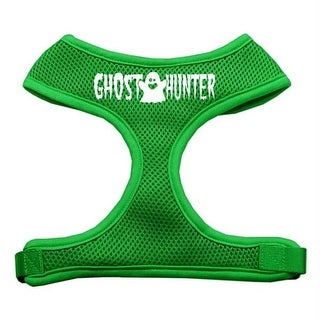 Ghost Hunter Design Soft Mesh Harnesses Emerald Green Medium