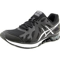 Asics Gel-Defiant Men  Round Toe Synthetic Black Sneakers