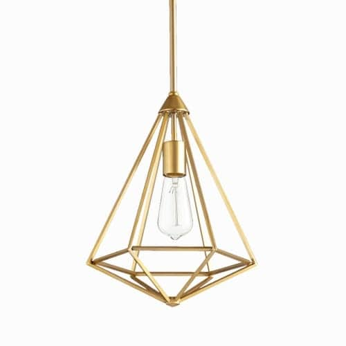 "Quorum International 3311 Bennett 11"" Wide Single Light Pendant"