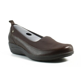 Hush Puppies Womens Brown Loafers Size 9.5