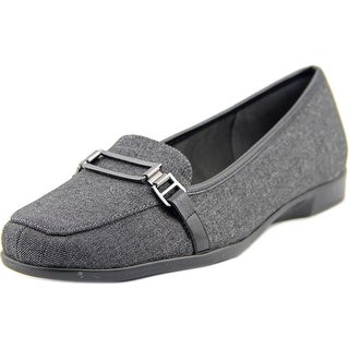 Aerosoles Assurance Square Toe Canvas Loafer