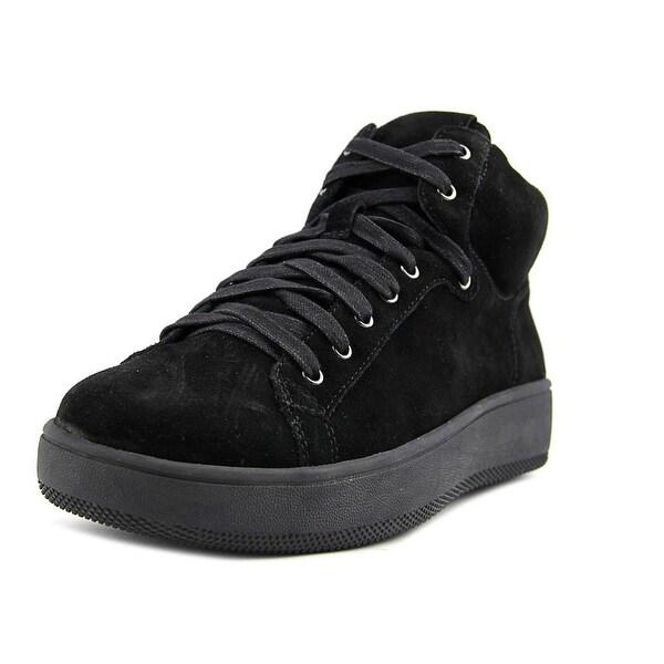J/Slides Jackstar Women Synthetic Black Fashion Sneakers