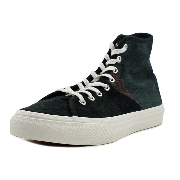 bd2357b8c4 Shop Vans SK8-Hi Decon SPT (Wool Stripes) Multi Blan Sneakers Shoes ...