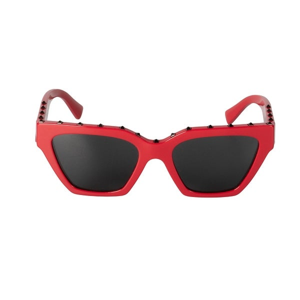 Valentino VA4046 511087 53 Geometric Sunglasses. Opens flyout.