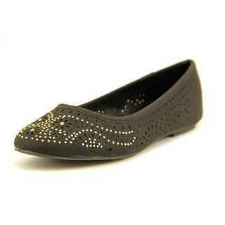 Mia Girl Dolce Women Round Toe Synthetic Flats