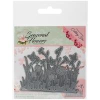 Find It Trading Precious Marieke Seasonal Flowers Die-Butterflower Grass